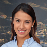 Photo of CRC employee Astrid Acuna.