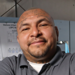 Photo of E&B Natural Resources employee Jerry Flores.